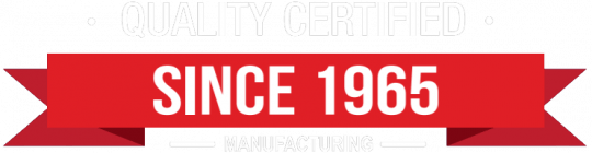 Quality Certified Manufacturing